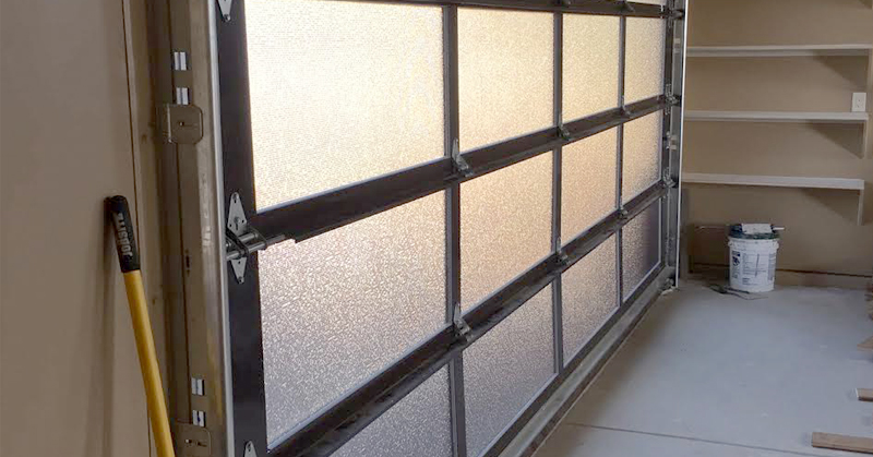 Window Tint Amp Film For Garage Door Windows Solar Patrol